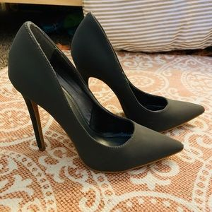Shoes - Gray pumps
